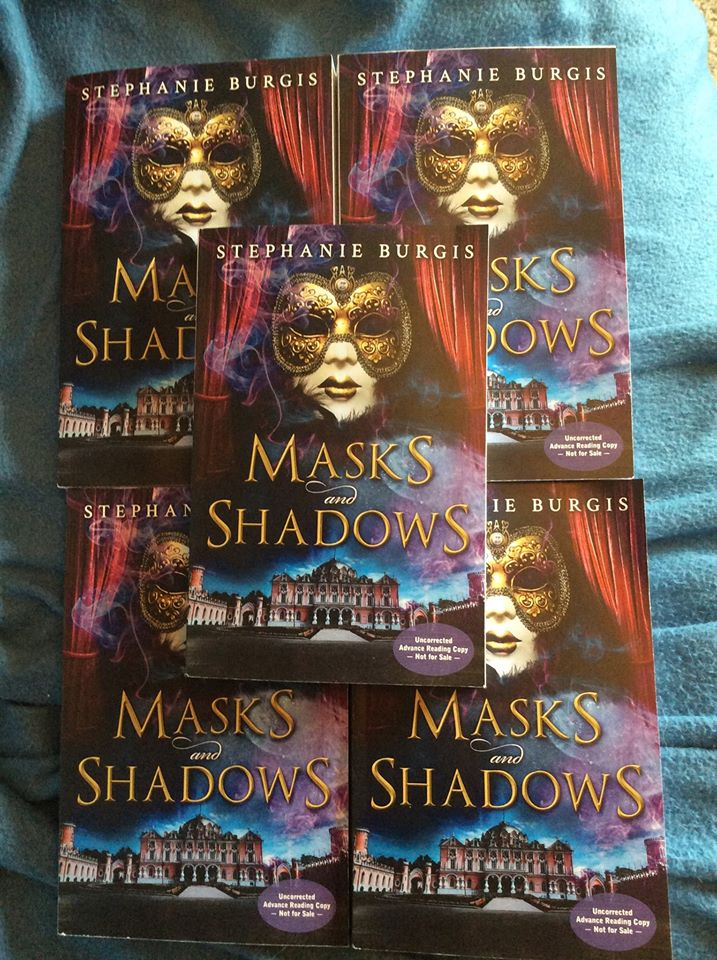ARCs of Masks and Shadows