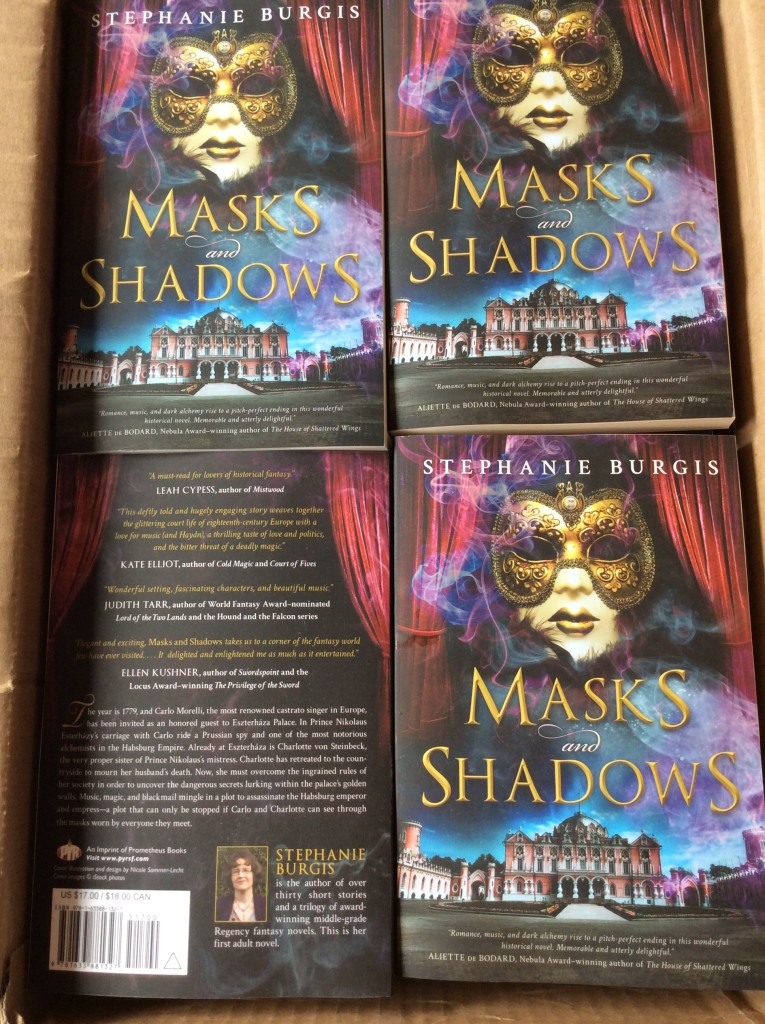 Masks and Shadows Archives - Stephanie Burgis