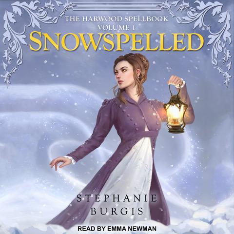 Snowspelled Archives - Stephanie Burgis